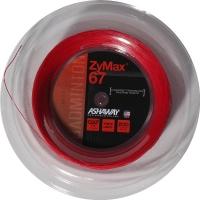 Струна для бадминтона Ashaway 200m Zymax 67 Red