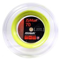 Струна для бадминтона Ashaway 200m Zymax 70 Yellow