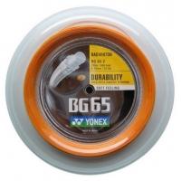 Струна для бадминтона Yonex 200m BG-65 Orange