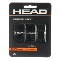 Овергрип Head Overgrip XtremeSoft x3 285104 Black