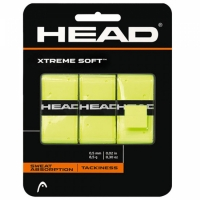 Обмотка для ручки Head Overgrip XtremeSoft x3 Yellow 285104