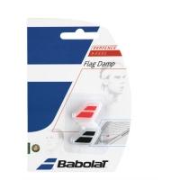 Виброгаситель Babolat Flag Damp x2 Black/Orange 700032