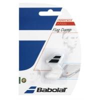 Виброгаситель Babolat Flag Damp x2 Black/White 700032