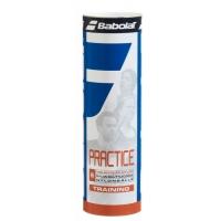 Воланы Babolat Practice x6 White 562005