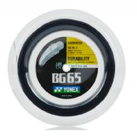 Струна для бадминтона Yonex 200m BG-65 Black
