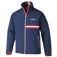 Ветровка Stiga Jacket M Winter Elegant 1862-1766 Blue/Red