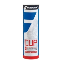 Воланы Babolat Nylon Cup White 562006