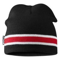 Шапка Stiga Knitted Cap Black/Red