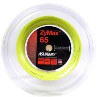 Струна для бадминтона Ashaway 200m Zymax 65 Yellow
