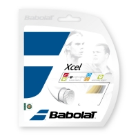 Струна для тенниса Babolat 12m Xcel Natural 241110