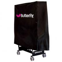 Чехол для теннисного стола Butterfly Table Cover Black