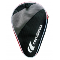 Чехол для ракеток Racket Form Cornilleau Safe Black/Red