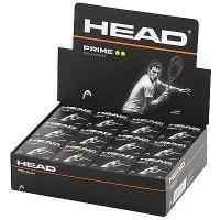 Мячи для сквоша Head 2-Yellow Prime 1b x12 287306