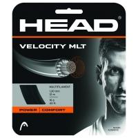 Струна для тенниса Head 12m Velocity MLT Black 281404