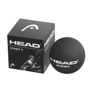 Мячи для сквоша Head 1-White Start x1 287346