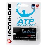 Обмотка для ручки Tecnifibre Overgrip Pro Contact ATP x3 Black 52ATPCONBK