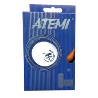 Мячи ATEMI 1* x6 White