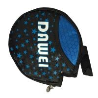 Чехол для ракеток 1/2 Dawei Round Black/Blue