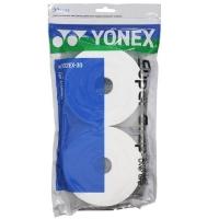 Обмотка для ручки Yonex Overgrip Super Grap х30 White AC102C-30EX