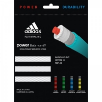 Струна для бадминтона Adidas 10m Power Balance 69 White