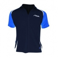 Поло Stiga Polo Shirt W Creator Cotton 5402 Blue/Cyan