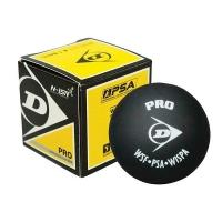 Мячи для сквоша Dunlop 2-Yellow Pro x1
