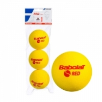 Мячи для тенниса Babolat Red Foam 3b 501037