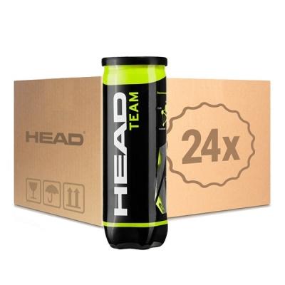 Мячи для тенниса Head Team 3b Box x72 575703