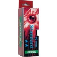 Мячи Joola 2* Standard x3 White 44015