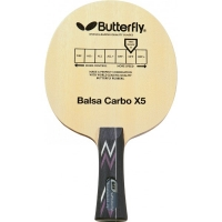 Основание Butterfly Balsa Carbo X5 OFF