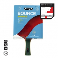 Ракетка Stiga Bounce Advance 2* 1688-01