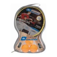 Набор для настольного тенниса Donic Oversize (2r, 3b) 788500
