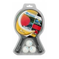 Набор для настольного тенниса Donic Playtec (2r, 3b) 788649