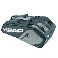 Чехол 4-6 ракеток Head Core 6R Combi Grey