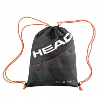 Сумка для обуви Head Tour Team Shoe Sack Black