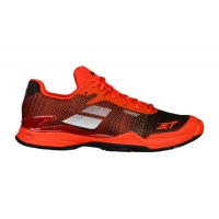 Кроссовки Babolat Jet Mach 2 All Court 30S18629 Orange/Black