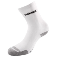 Носки спортивные Babolat Socks FREE SLYDE White