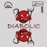 Накладка для настольного тенниса Materialspezialist Diabolic