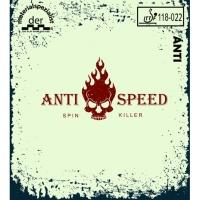 Накладка для настольного тенниса Materialspezialist Anti-Speed