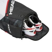 Рюкзак Head Djokovic Backpack 283068 Black/White