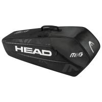 Чехол 4-6 ракеток Head MxG Combi 283728 Black