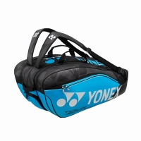 Чехол 4-6 ракеток Yonex 9826EX Pro Cyan/Black