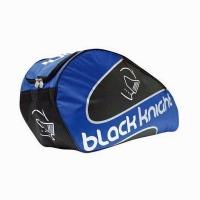 Чехол 4-6 ракеток Black Knight BG635 Black/Blue