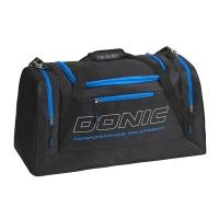 Сумка спортивная Donic Sentinel Black/Cyan