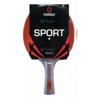 Ракетка для настольного тенниса TORRES Sport 1* TT0005