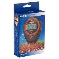 Часы TORRES Stopwatch SW-002 Black/Red