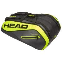 Чехол 10-12 ракеток Head Tour Team Extreme Monstercombi 283399 Black/Yellow