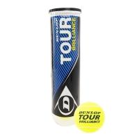 Мячи для большого тенниса Dunlop Tour Brilliance 4b Box x72 602197