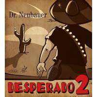 Накладка для настольного тенниса Dr. Neubauer Desperado 2