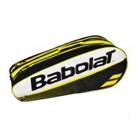 Чехол 4-6 ракеток Babolat Classic Club 751173 Black/Yellow